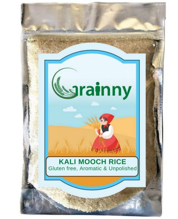 GRAINNY KALI MOOCH RICE