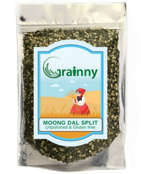GRAINNY MOONG DAL SPLIT