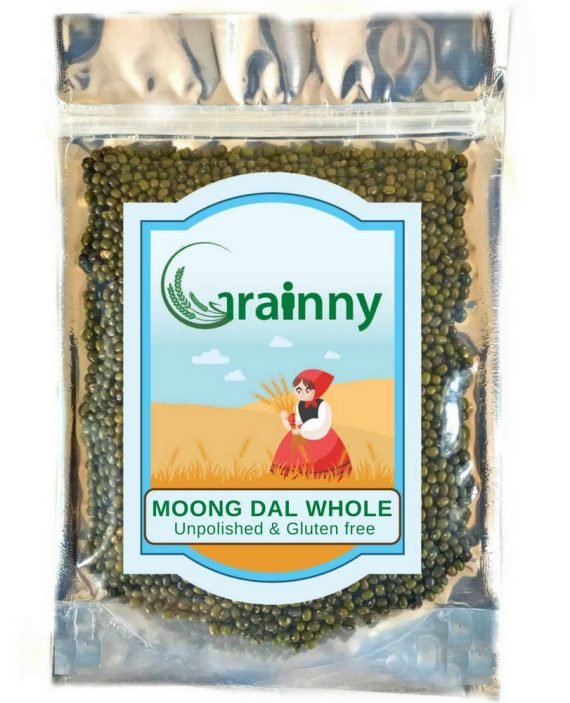 GRAINNY MOONG DAL WHOLE