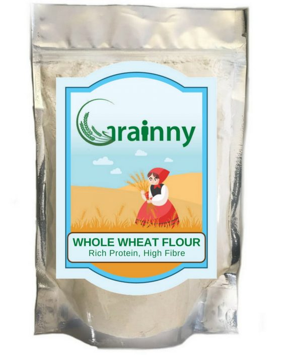 GRAINNY WHOLE WHEAT FLOUR