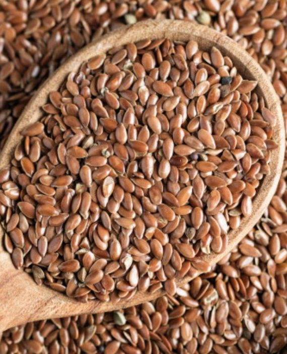 Flax seed - Naturally grown- Omega 3 - Rich Fiber