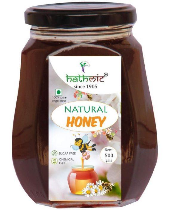 Hathmic Natural Honey 500 Grams-1