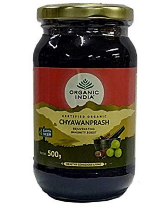 Organic India Chyawanprash - 500gm -1